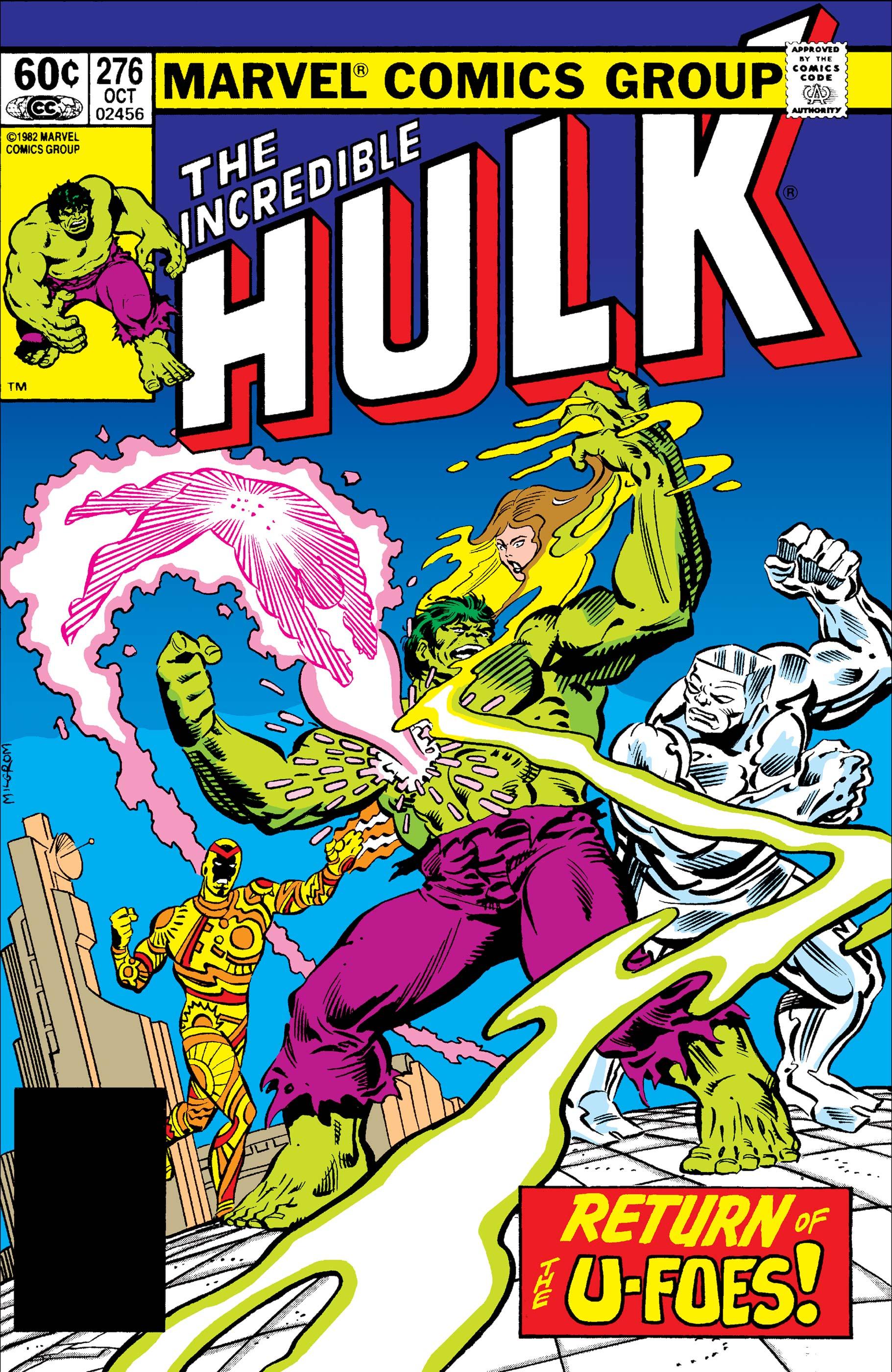 Incredible Hulk (1962) #276