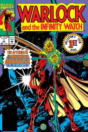 Warlock and the Infinity Watch  #1
