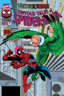 Untold Tales of Spider-Man #20