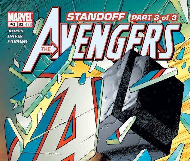 Avengers (1998) #63