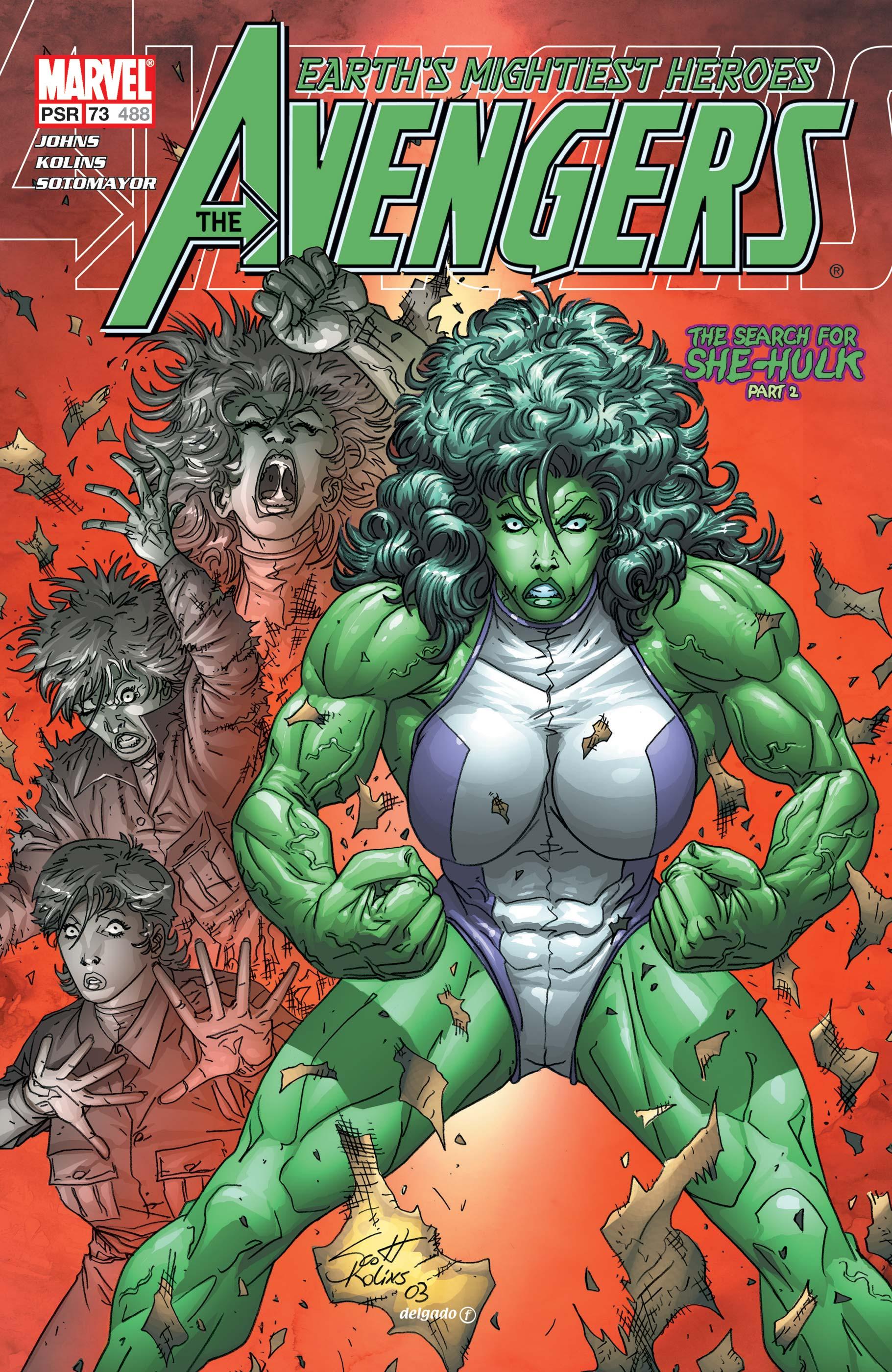 Avengers (1998) #73