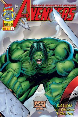 Avengers (1996) #4