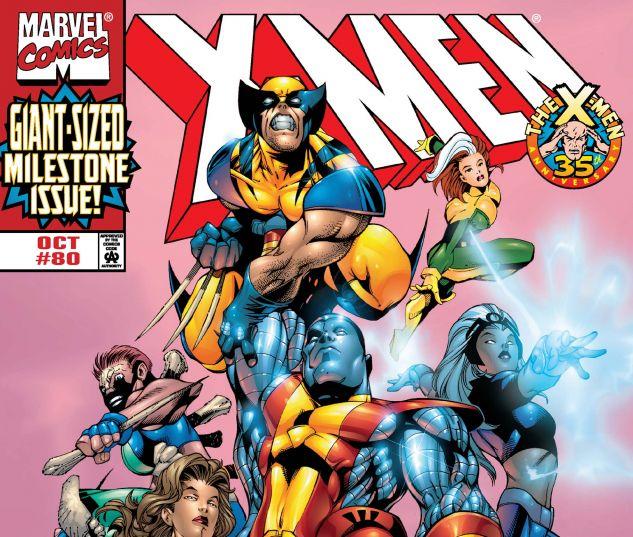 X-MEN (1991) #80