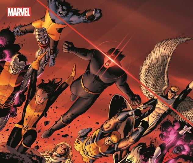 Astonishing X-Men 19-24, Giant-Size Astonishing X-Men 1