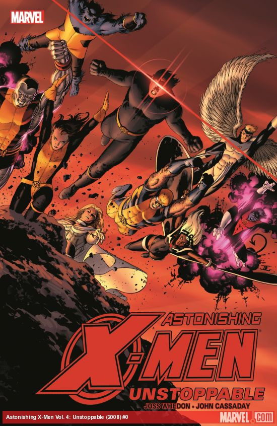 Astonishing X-Men Vol. 4: Unstoppable (Trade Paperback)