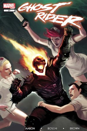 Ghost Rider (2006) #21