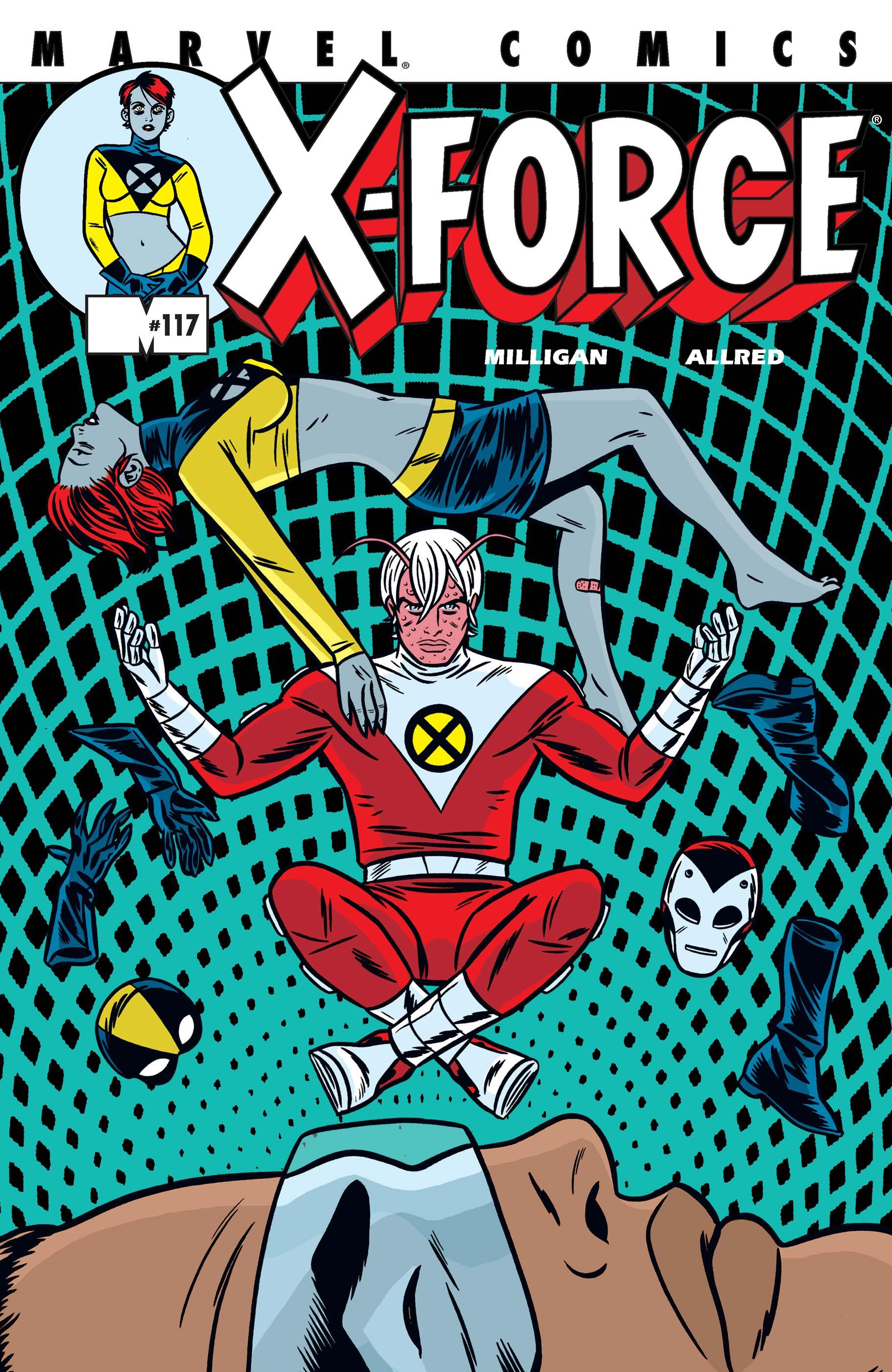X-Force (1991) #117