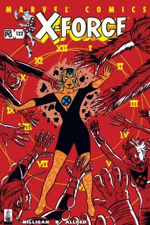 X-Force (1991) #122