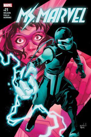 Ms. Marvel #21