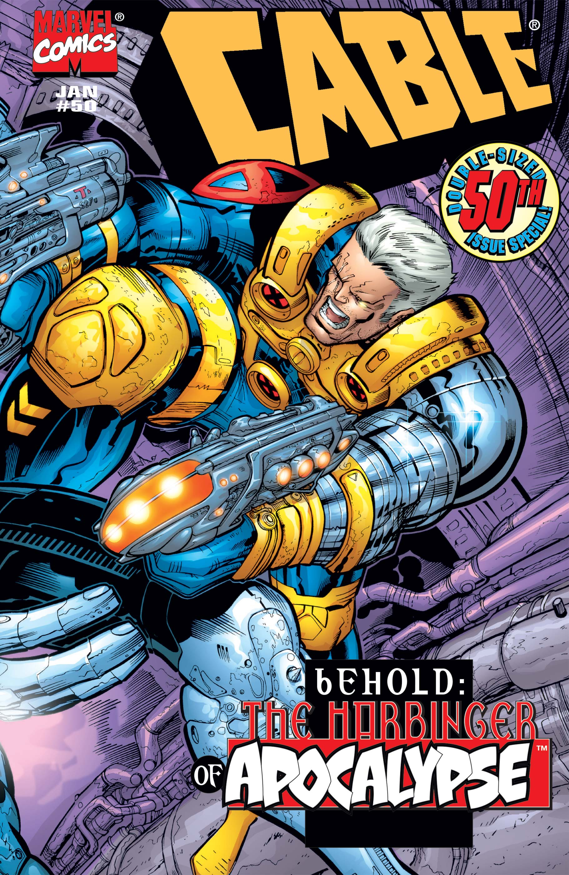 Cable (1993) #50