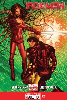 Iron Man (2012) #2