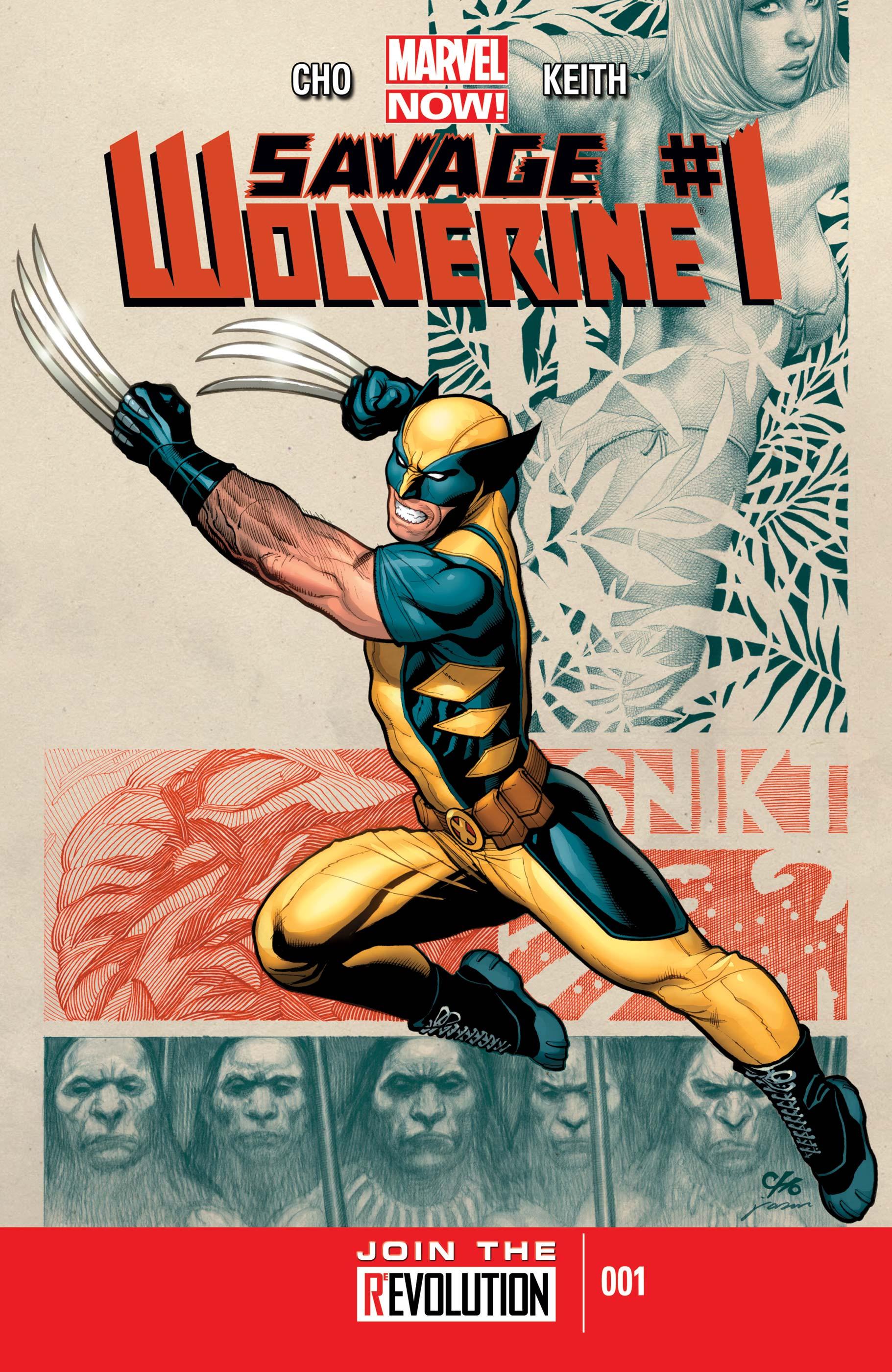 Savage Wolverine (2013) #1