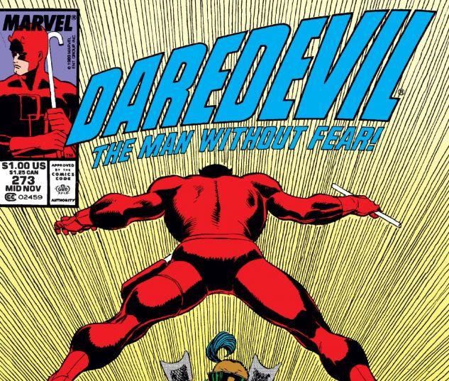 DAREDEVIL (1964) #273