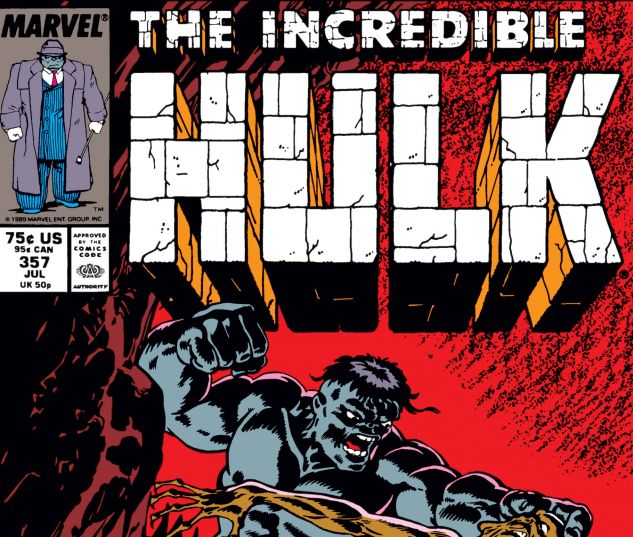Incredible Hulk (1962) #357