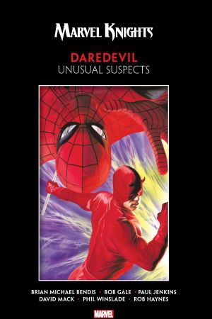 Marvel Knights Daredevil by Bendis, Jenkins, Gale & Mack: Unusual Suspects (Trade Paperback)