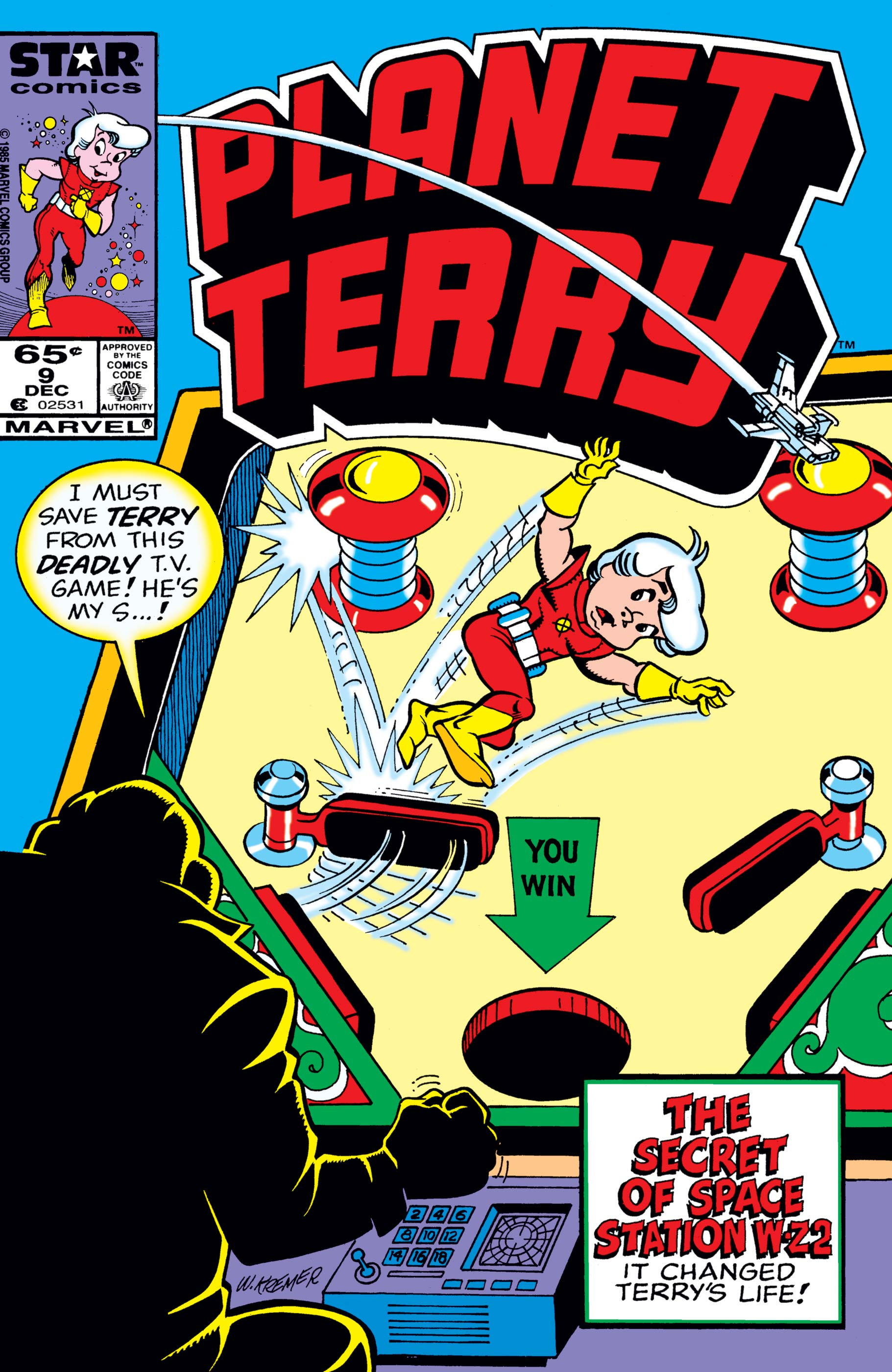 Planet Terry (1985) #9