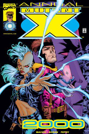 Mutant X Annual #1