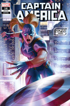Captain America (2018) #16 (Variant)