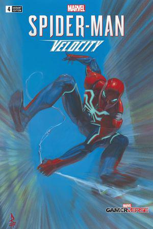 Marvel's Spider-Man: Velocity (2019) #4 (Variant)