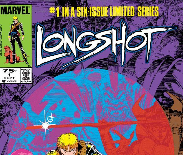 LONGSHOT (1985) #1