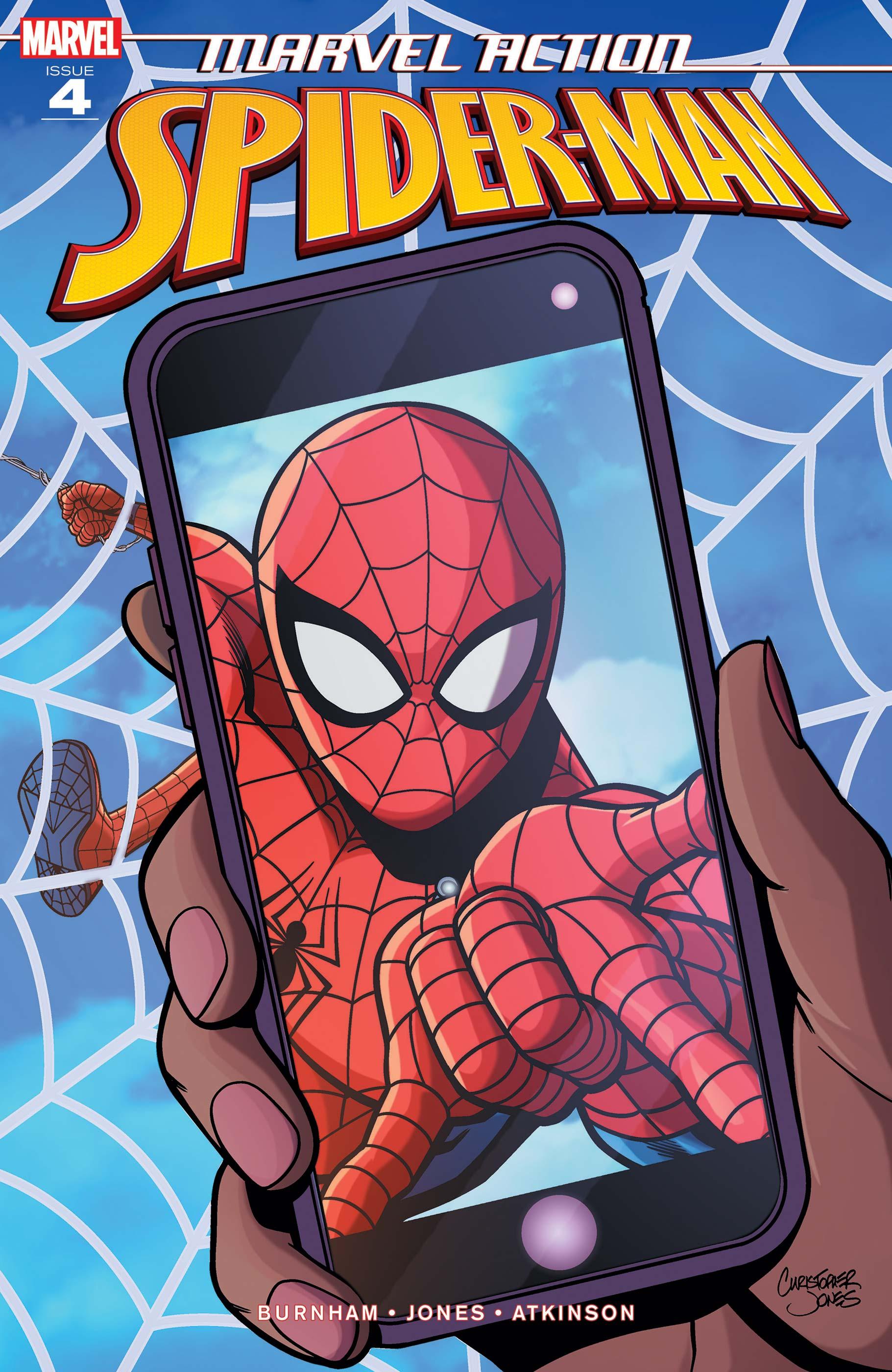 Marvel Action Spider-Man (2018) #4
