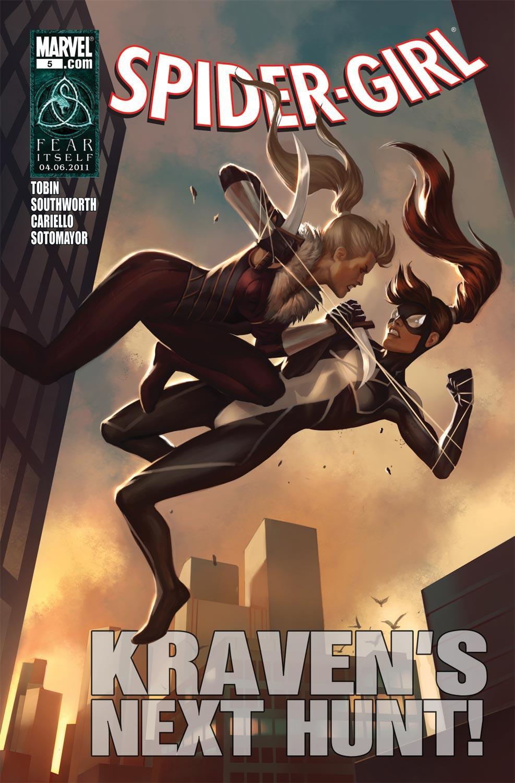 Spider-Girl (2010) #5