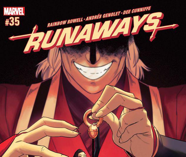 Runaways #35