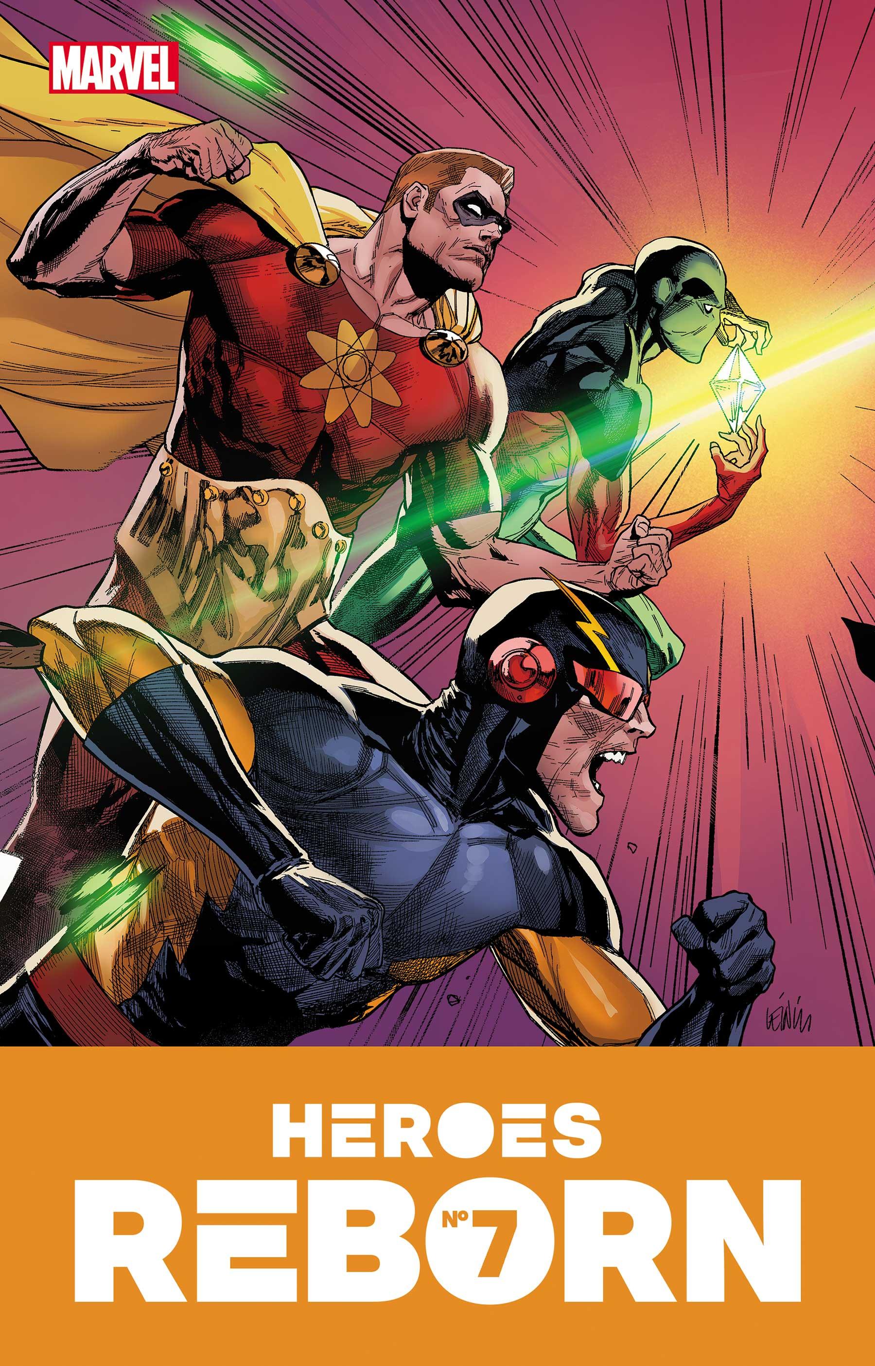 Heroes Reborn (2021) #7