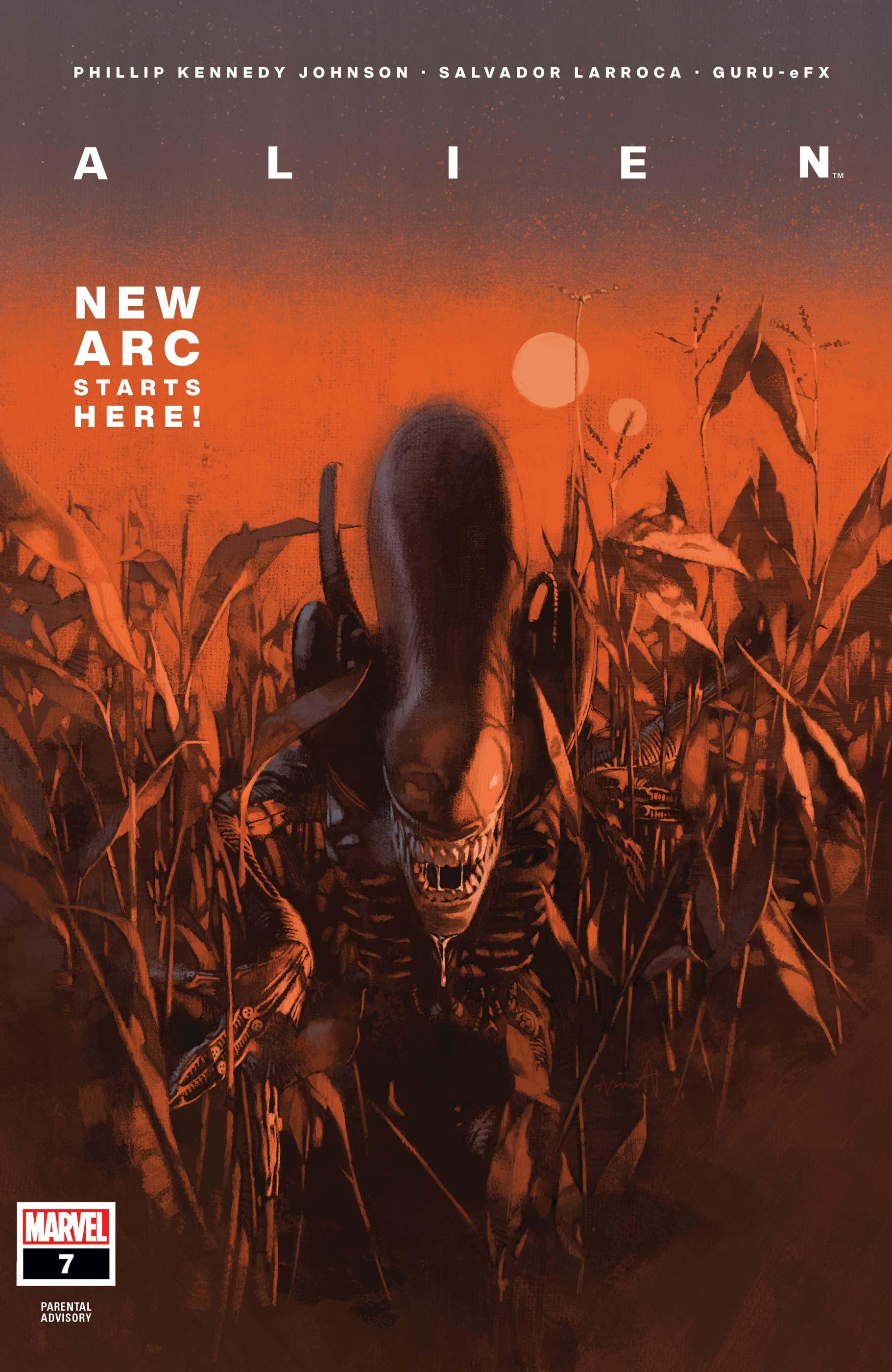 Alien (2021) #7
