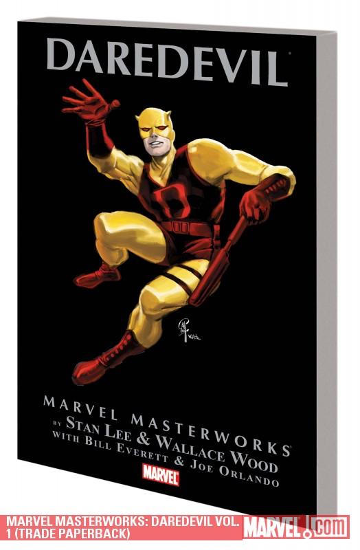 Marvel Masterworks: Daredevil Vol. 1 (Trade Paperback)