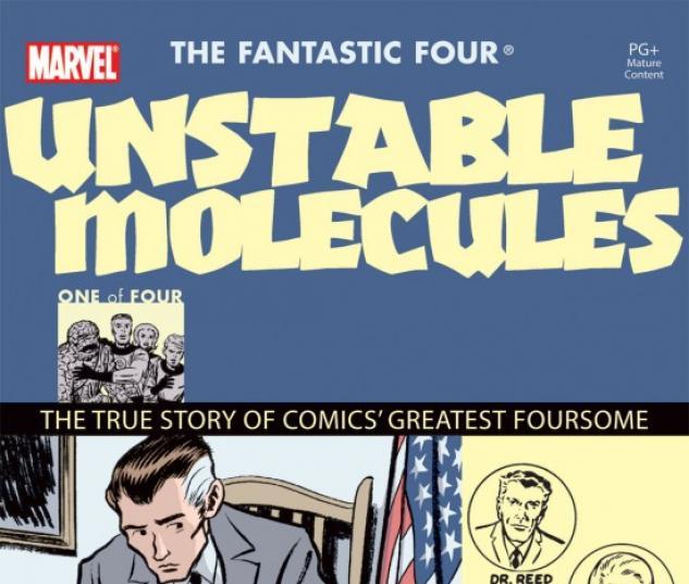 Startling Stories: Fantastic Four - Unstable Molecules #1