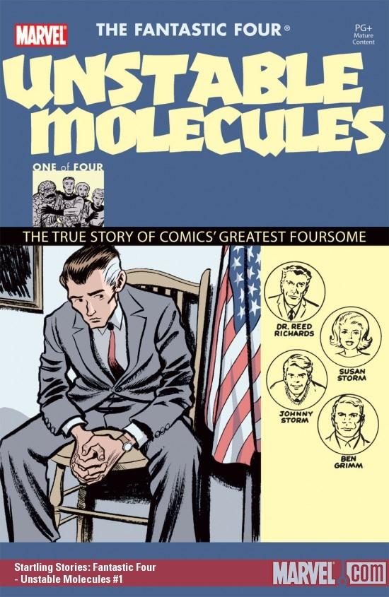 Fantastic Four Legends Vol. 1: Unstable Molecules (Trade Paperback)