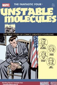 Fantastic Four Legends Vol. 1: Unstable Molecules (Trade Paperback)
