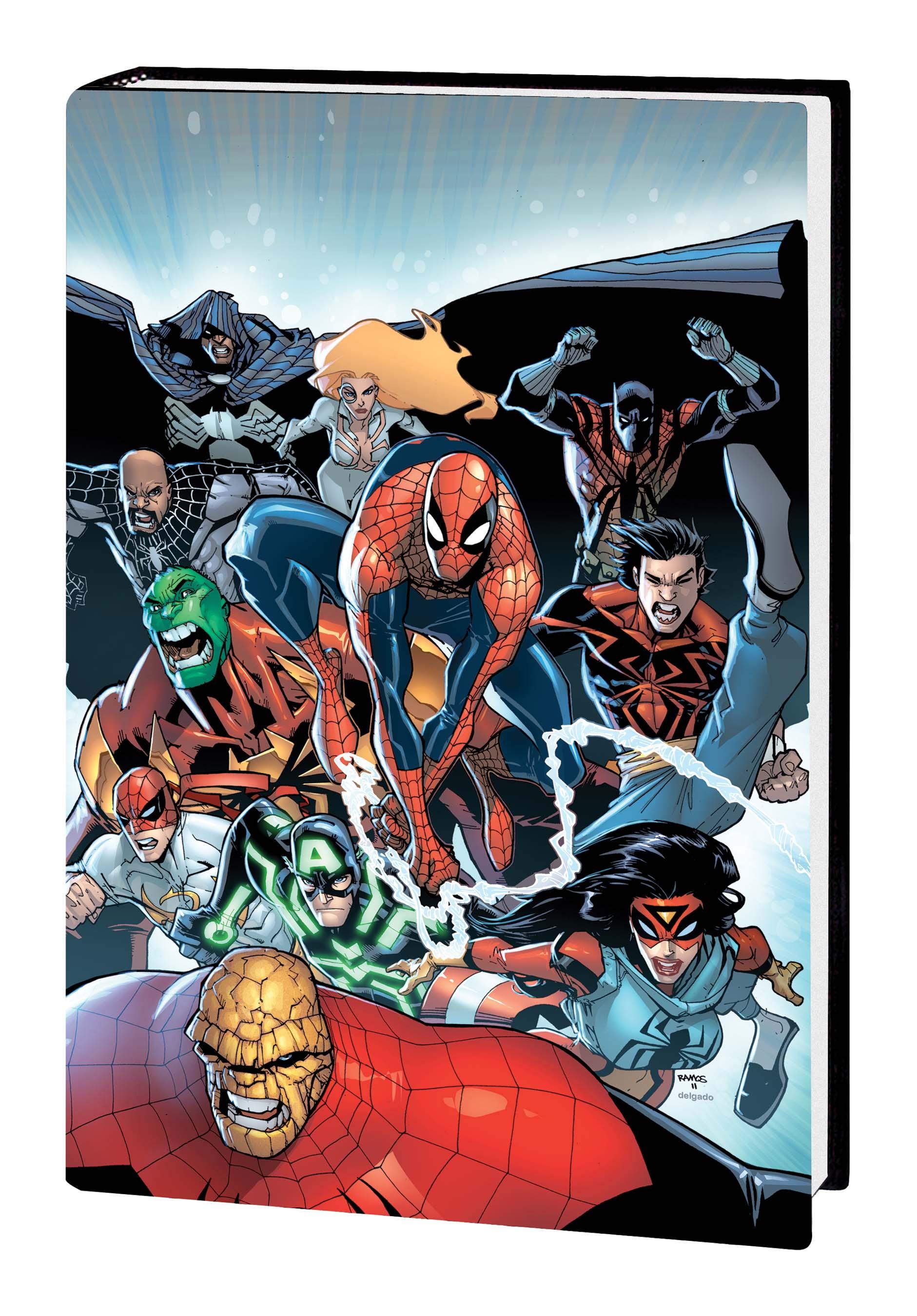 Spider-Man: Spider-Manhattan (Hardcover)