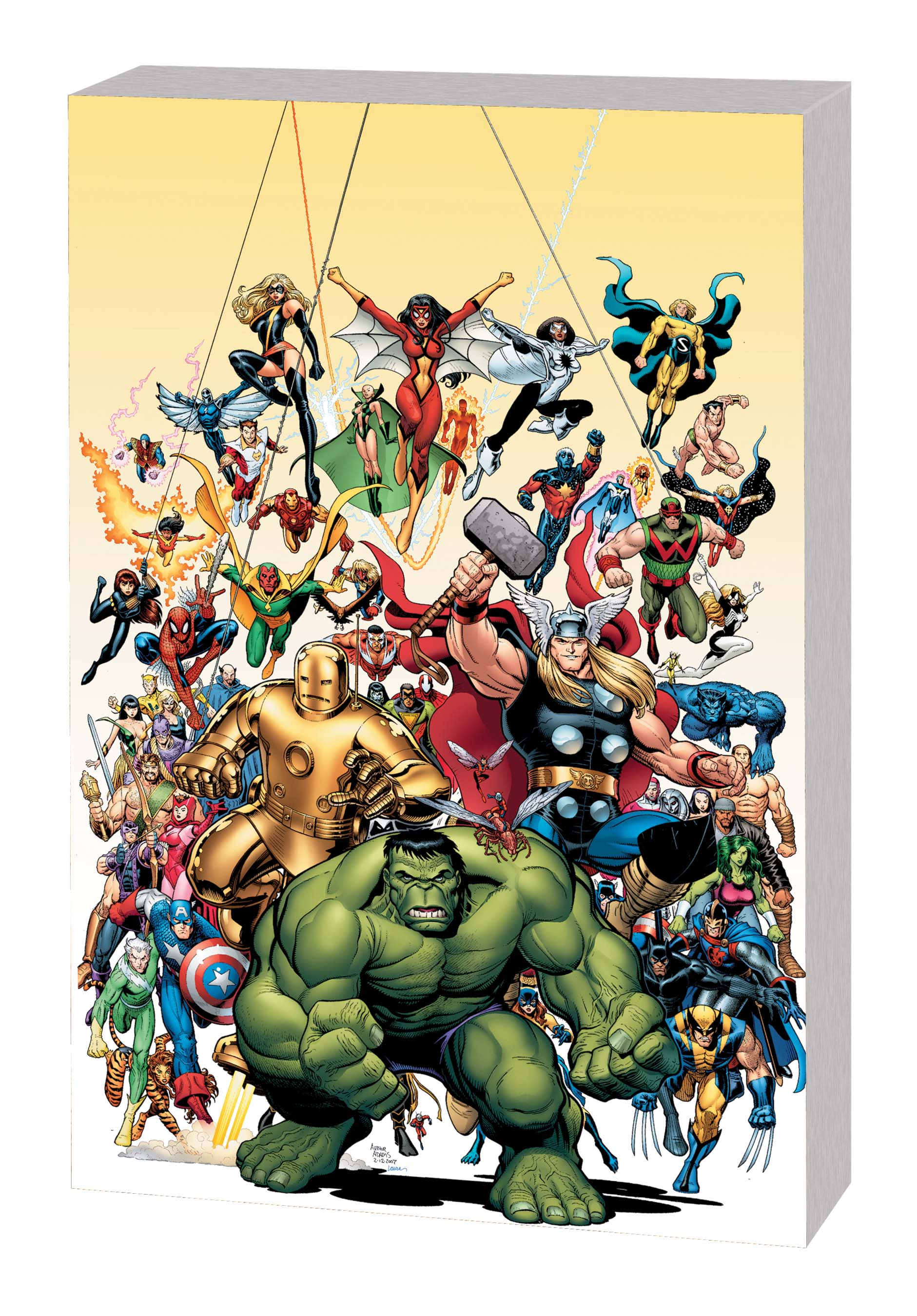 Avengers Assemble: An Oral History of Earth's Mightiest Heroes (Trade Paperback)
