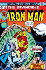 Iron Man (1968) #75 cover