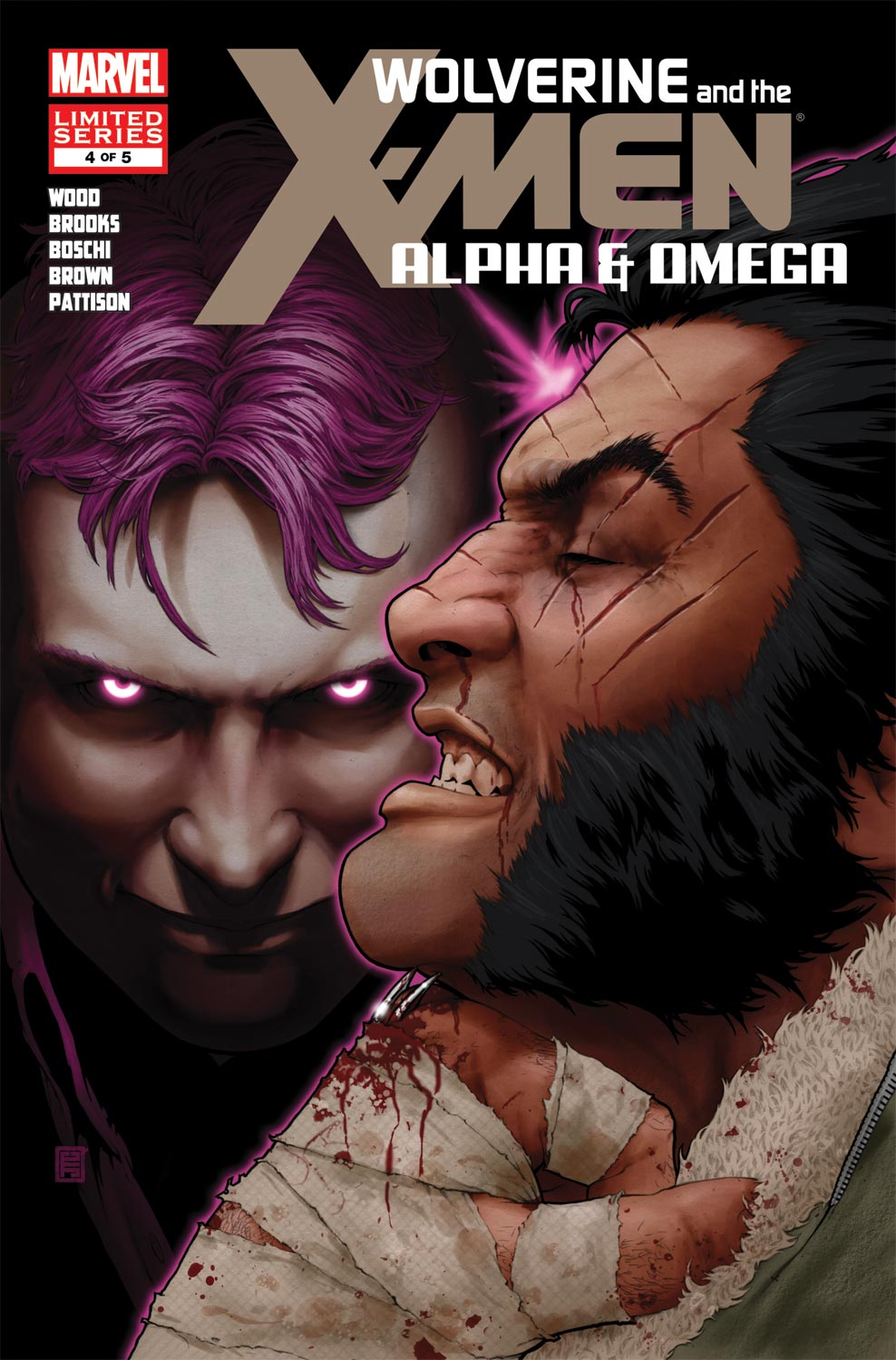 Wolverine & the X-Men: Alpha & Omega (2011) #4