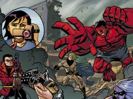 Hulk Smash Avengers: Fred Van Lente