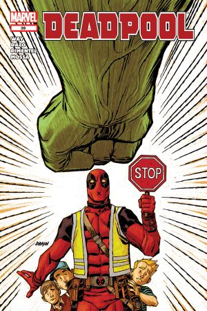 Deadpool (2008) #39