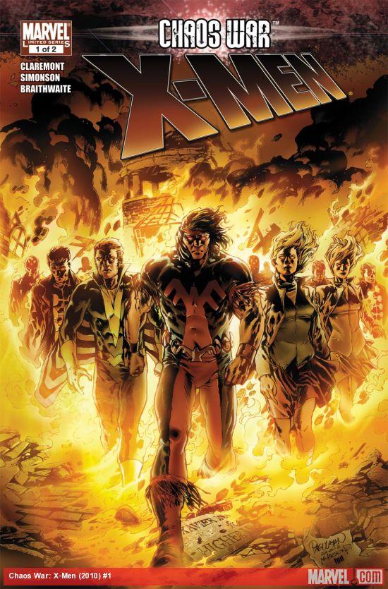 Chaos War: X-Men (2010) #1