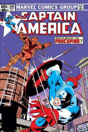 Captain America (1968) #285