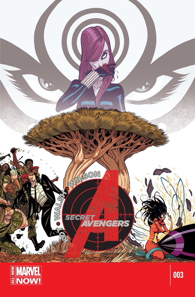 Secret Avengers (2014) #3