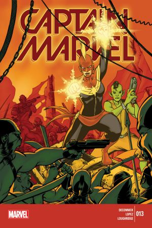 Captain Marvel #13