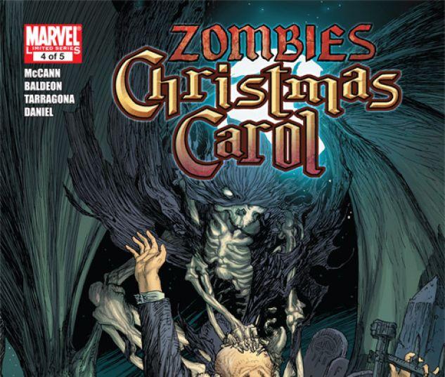 Marvel Zombies Christmas Carol #4