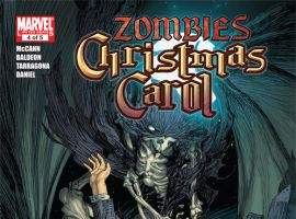 Marvel Zombies Christmas Carol #4