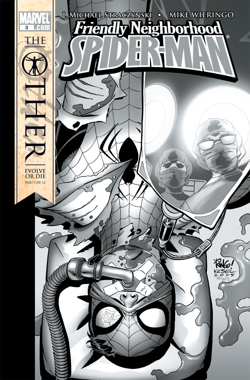Friendly Neighborhood Spider-Man (2005) #3
