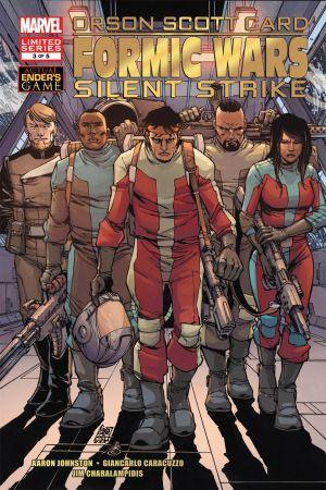 Formic Wars: Silent Strike #3