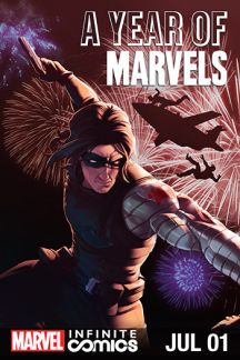 A YEAR OF MARVELS: JULY INFINITE COMIC (2016) #1