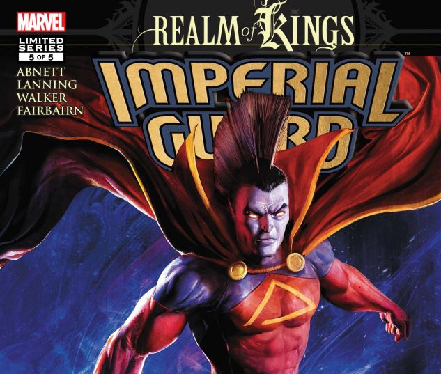 Realm of Kings: Imperial Guard (2009) #5