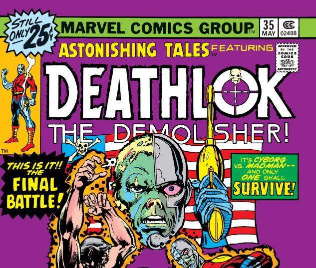 Astonishing Tales (1970) #35